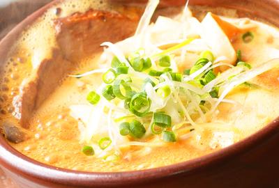 鶏白湯 塩つけ麺